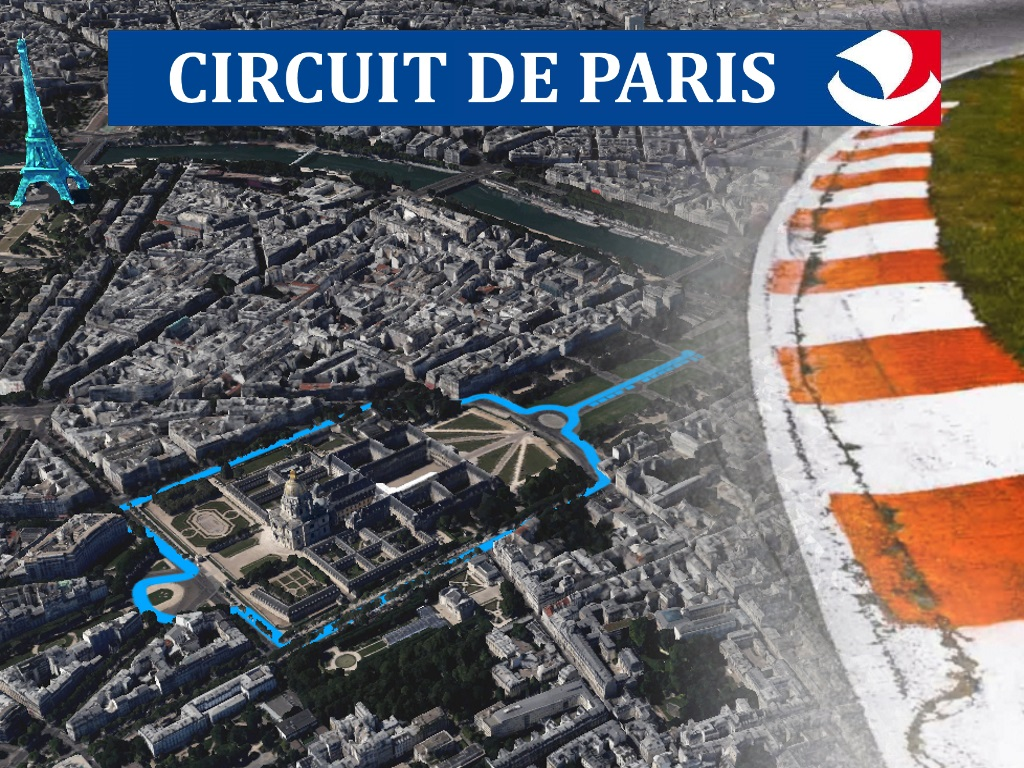 The Paris circuit for everyone!