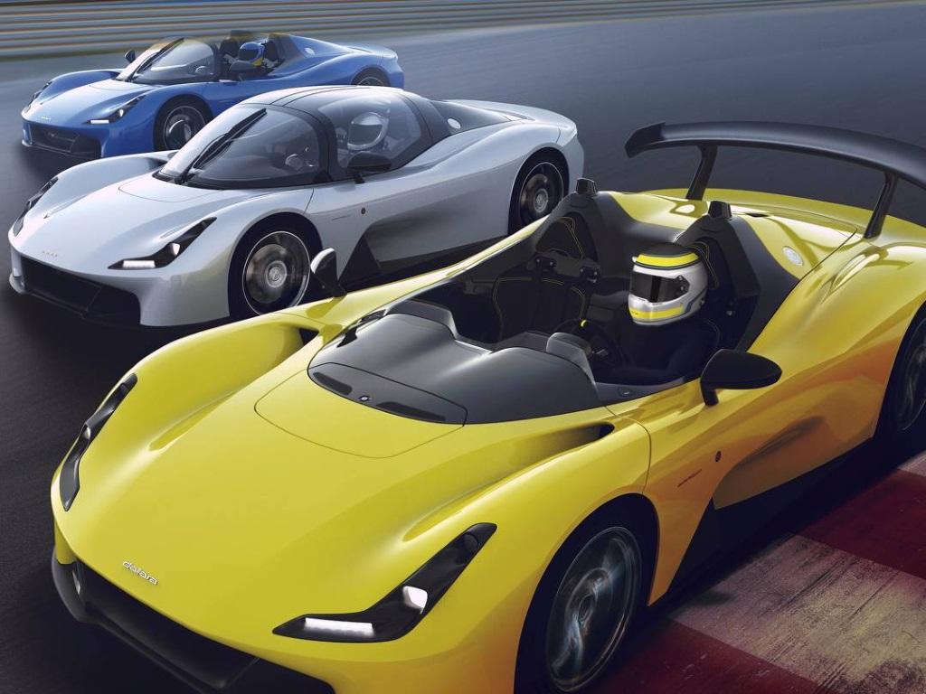 Dallara which also goes on the road