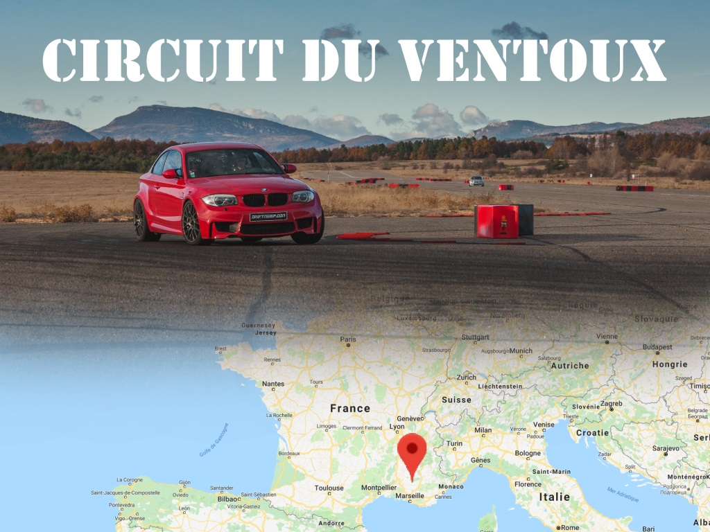 Another new track: the Circuit du Ventoux