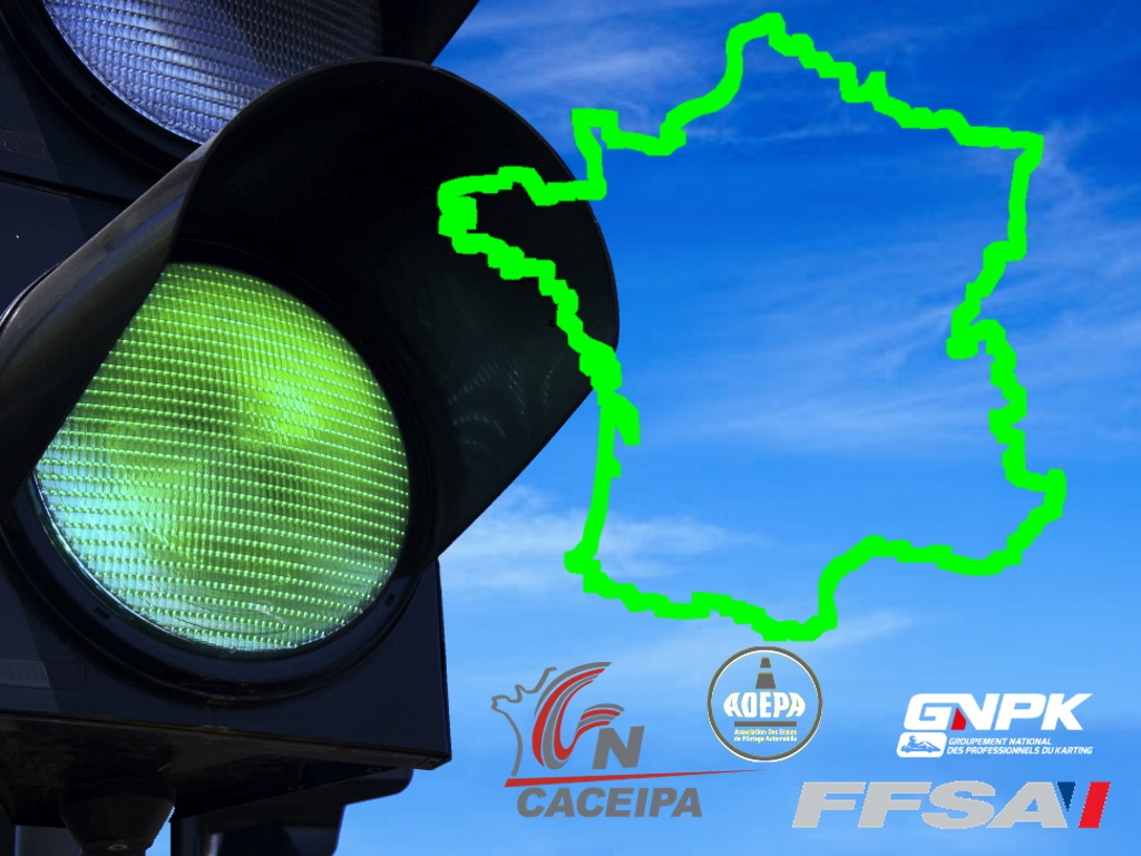 Green light in France