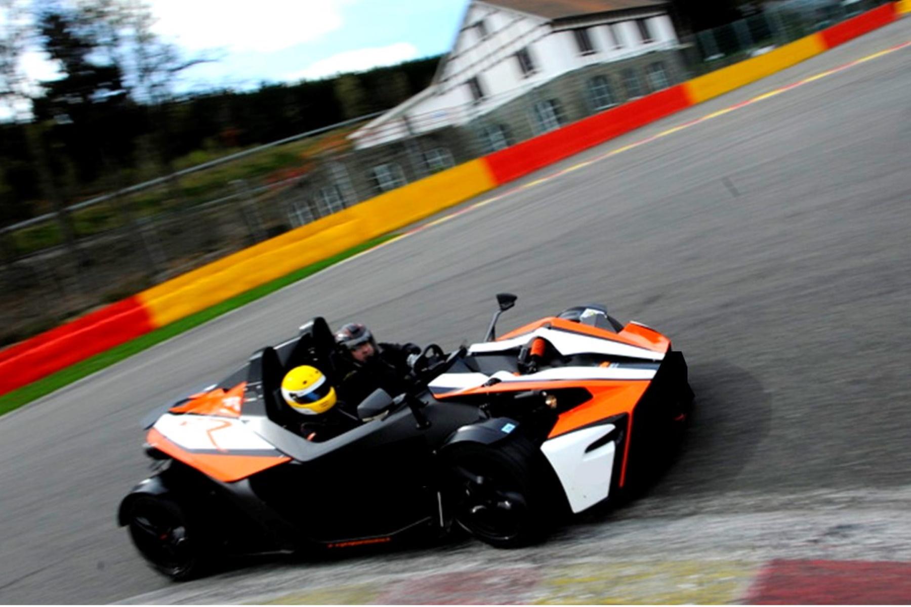 Sébastien Rault - Driving coach