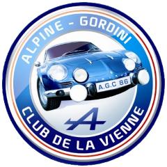 logo Alpine Gordini Club 86